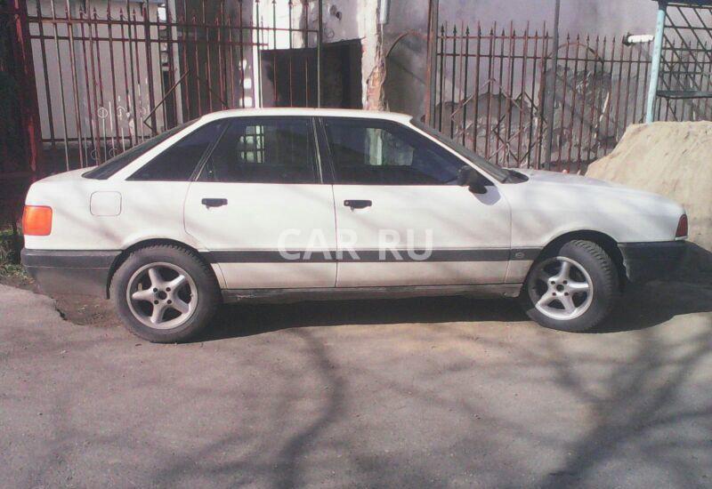 Audi 80, Баксан