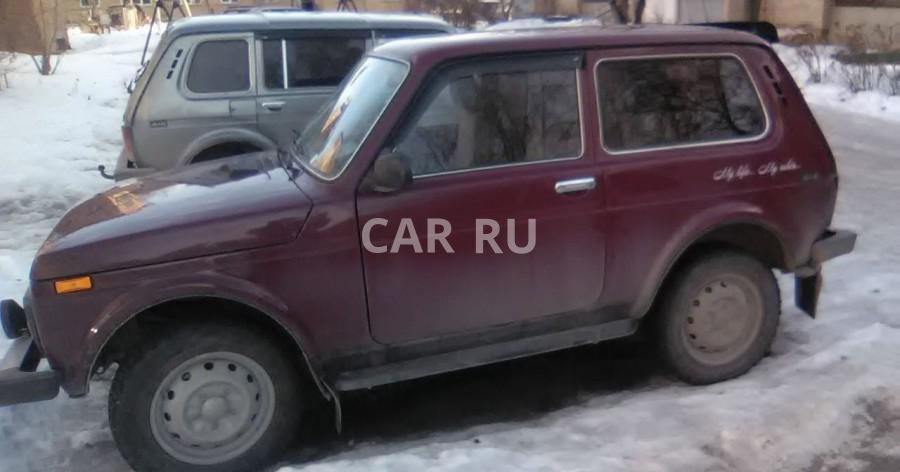 Lada 4x4, Аргаяш