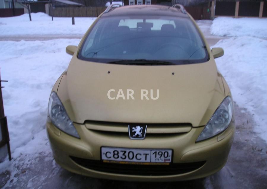 Peugeot 307, Авсюнино