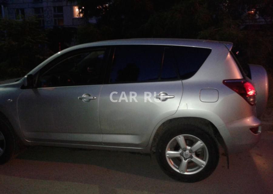 Toyota RAV4, Белая Калитва