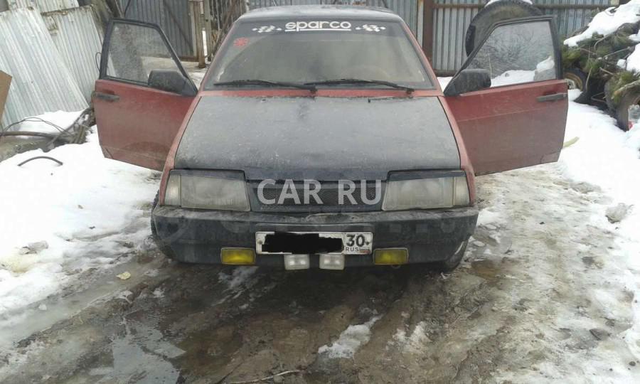 Лада 21099, Астрахань