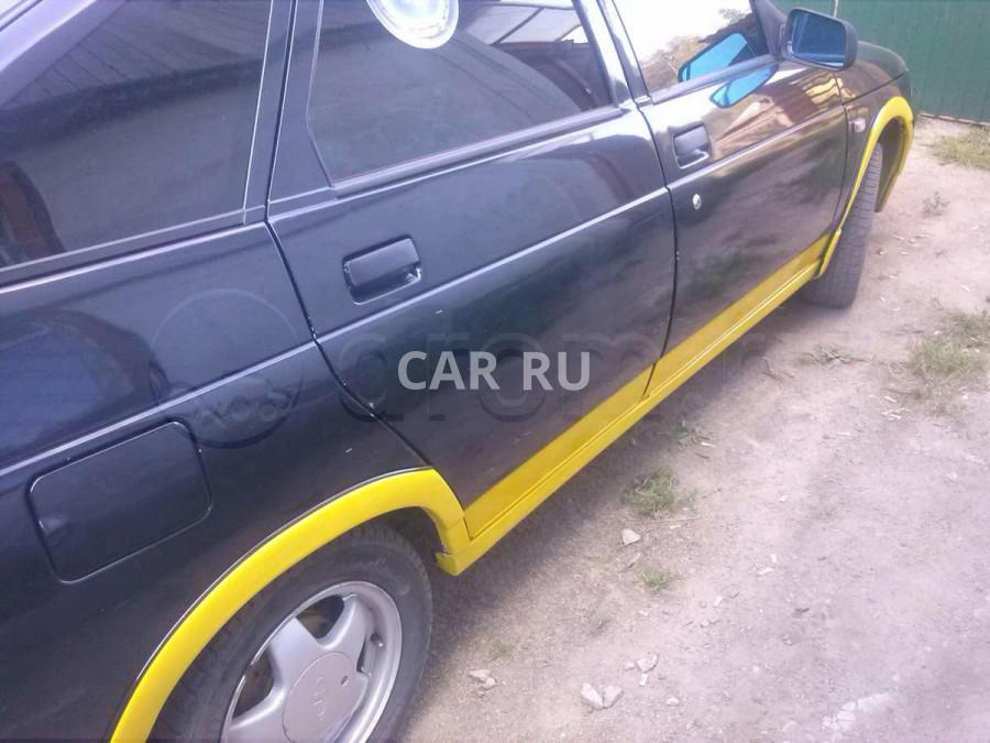 Lada 2112, Ангарск
