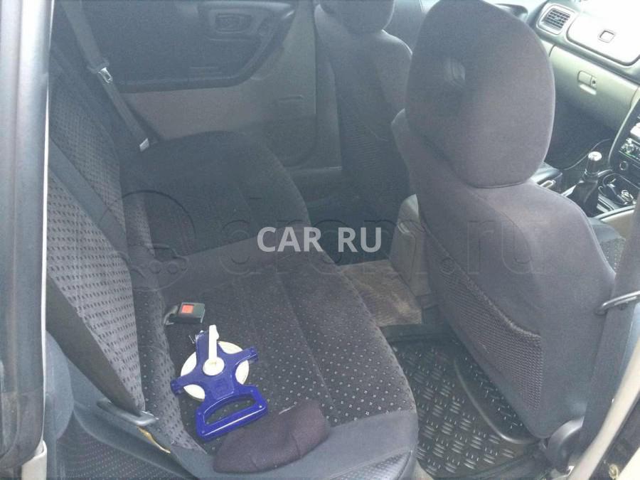 Subaru Forester, Артём