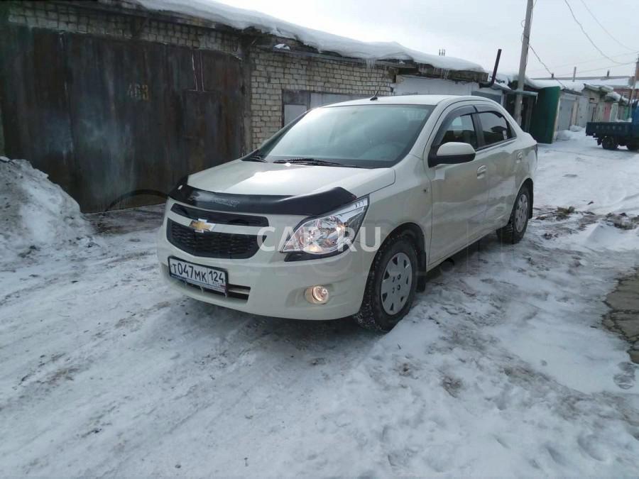 Chevrolet Cobalt, Ачинск
