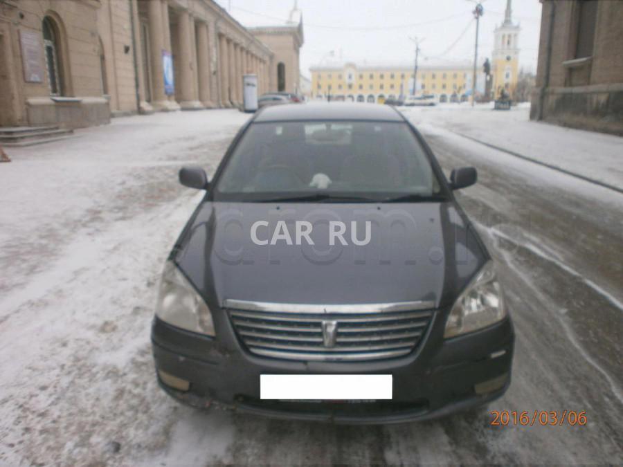Toyota Premio, Ангарск