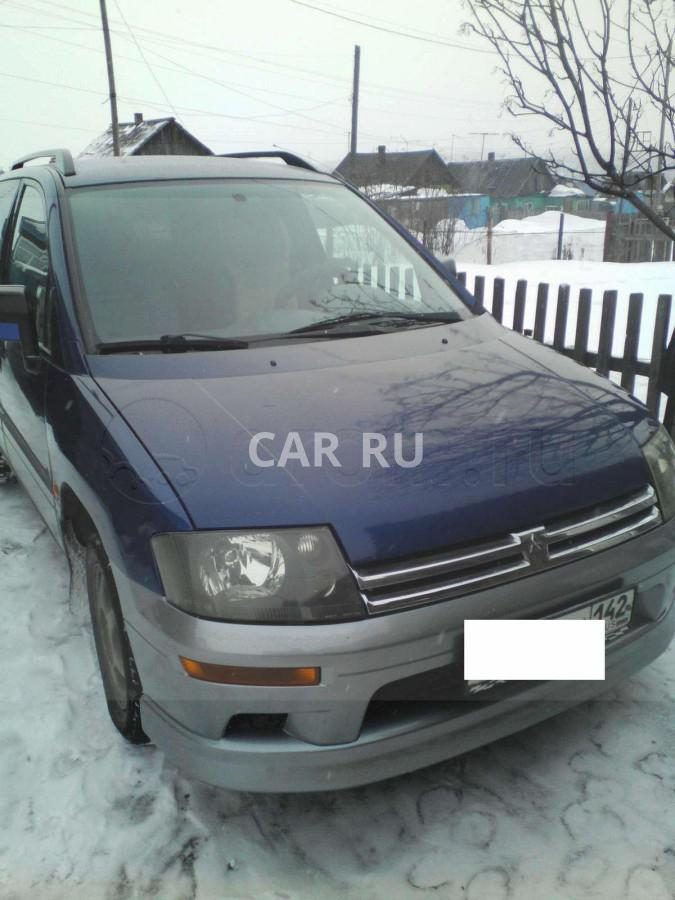 Mitsubishi Space Runner, Белово