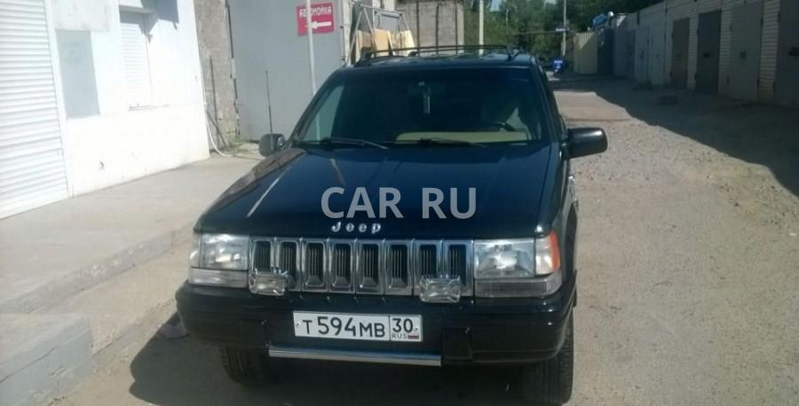 Jeep Cherokee, Астрахань
