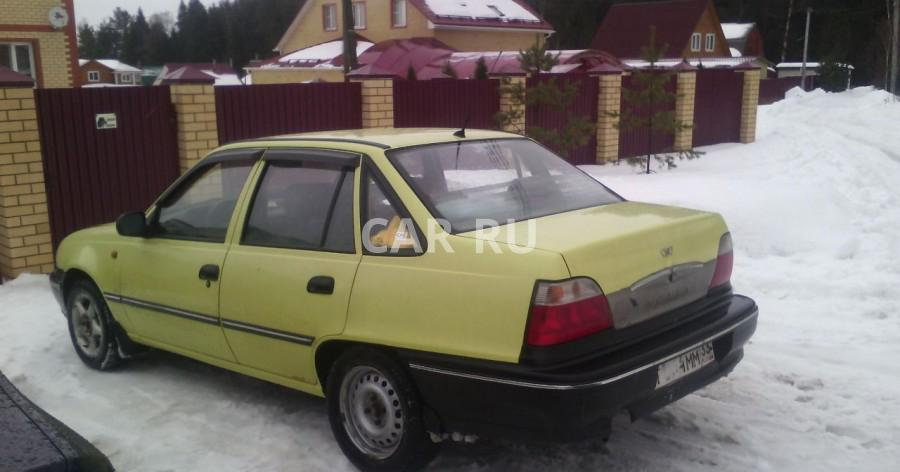 Daewoo Nexia, Александров