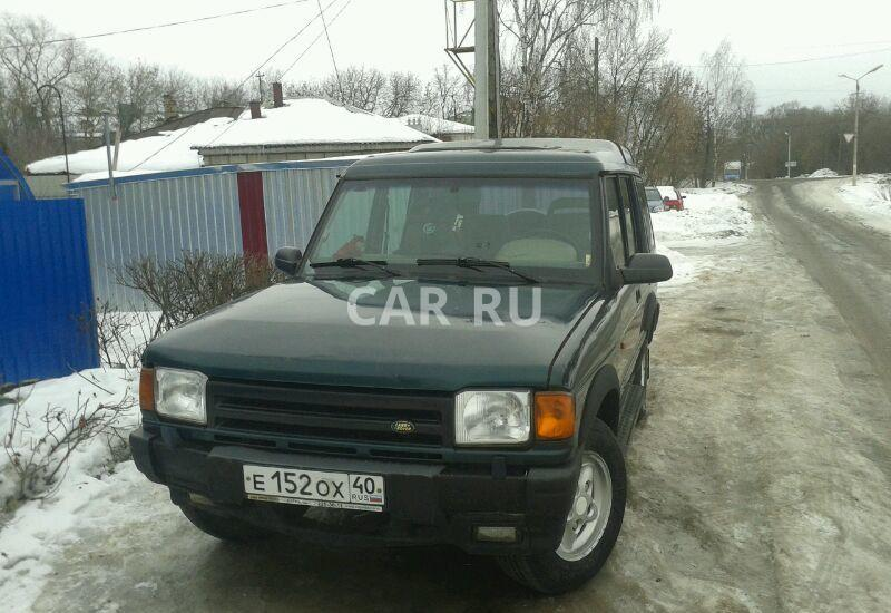 Land Rover Discovery, Александров