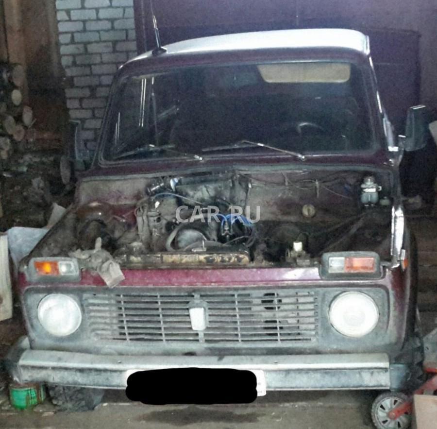 Lada 4x4, Балахна