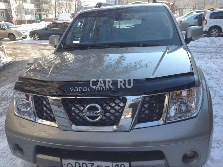 Nissan Pathfinder, Абакан