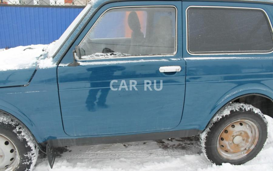 Lada 4x4, Бавлы