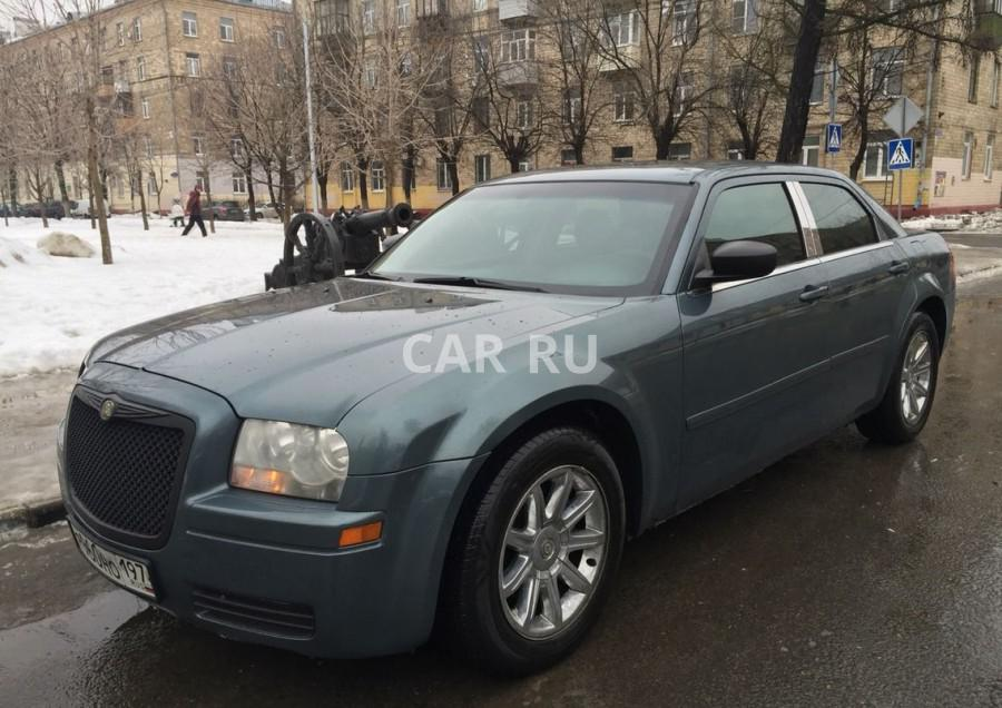 Chrysler 300C, Балашиха