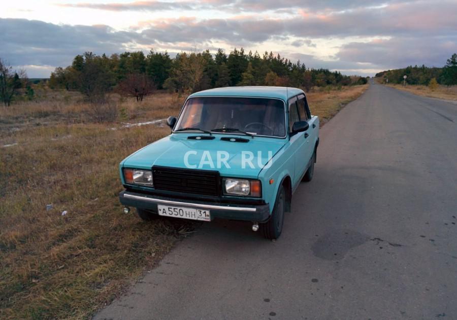 Lada 2107, Алексеевка