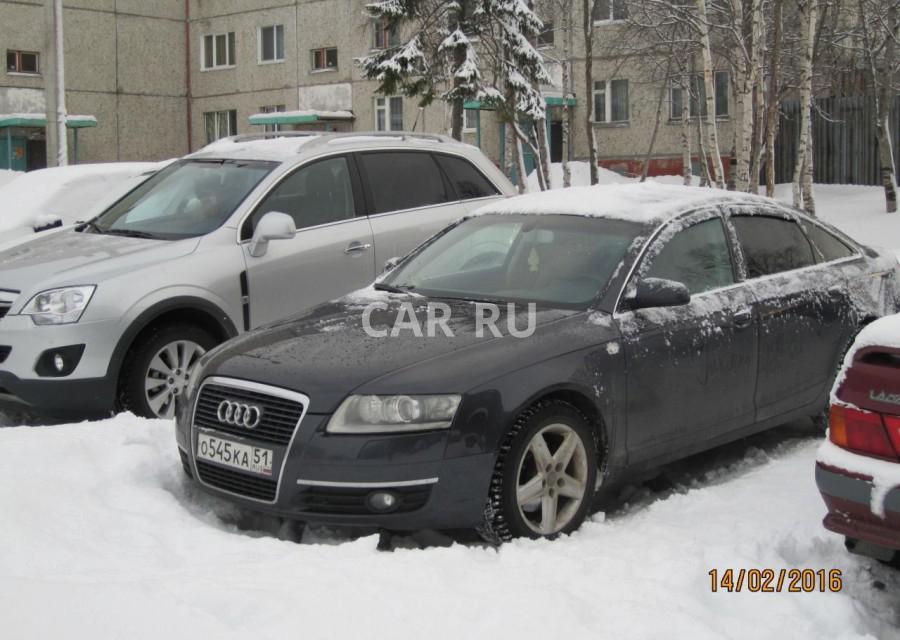 Audi A6, Апатиты