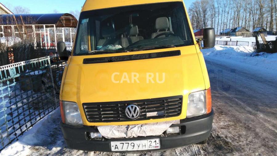Volkswagen Transporter, Батырево