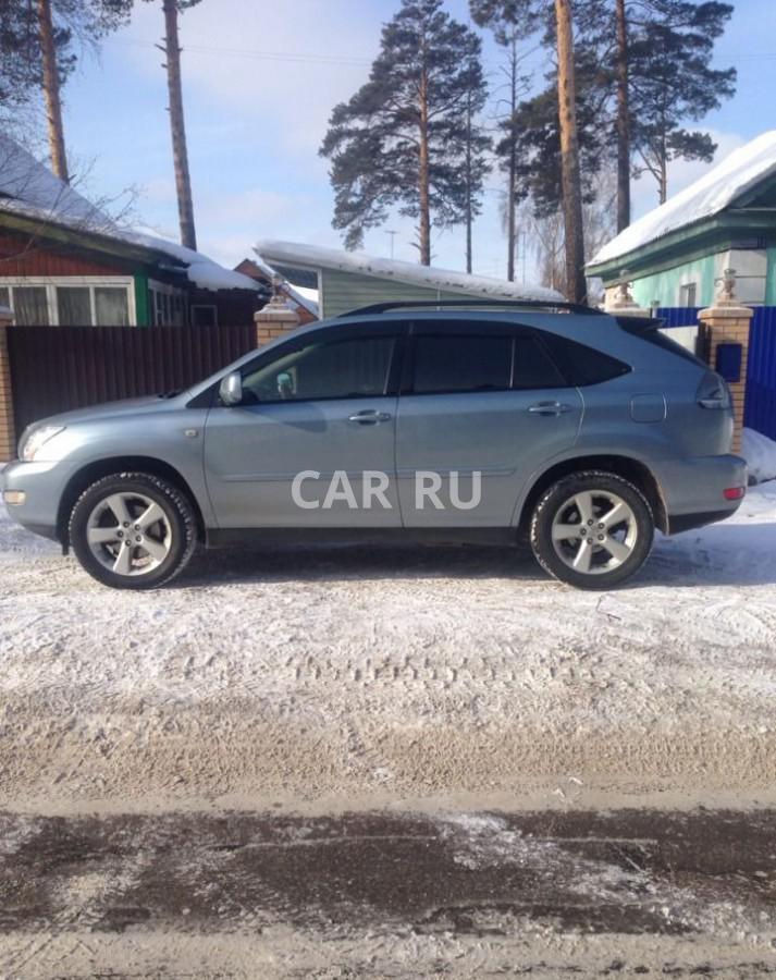 Lexus RX, Ангарск