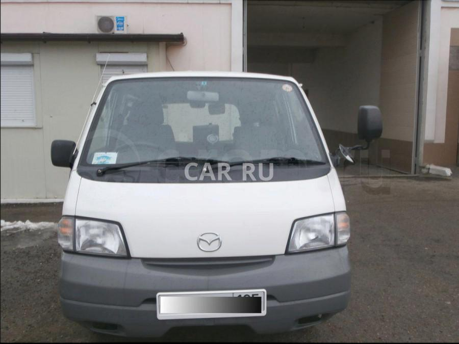 Mazda Bongo, Артём