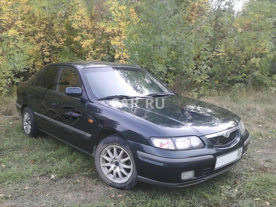 Mazda 626, Ахтубинск