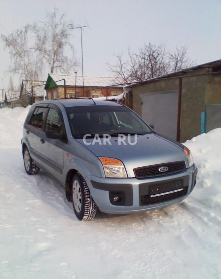 Ford Fusion, Аткарск