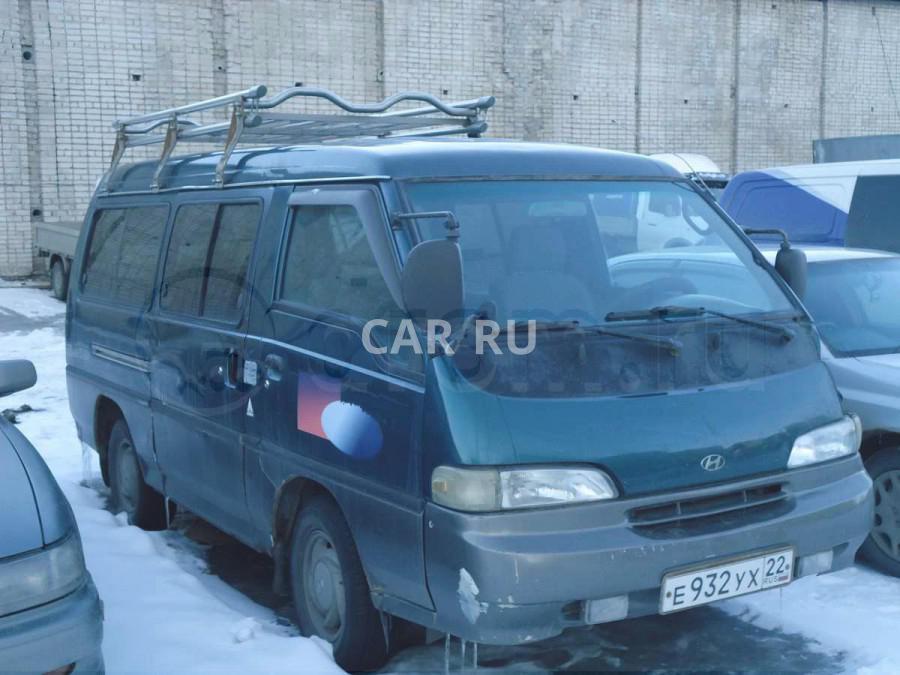 Hyundai Grace, Барнаул