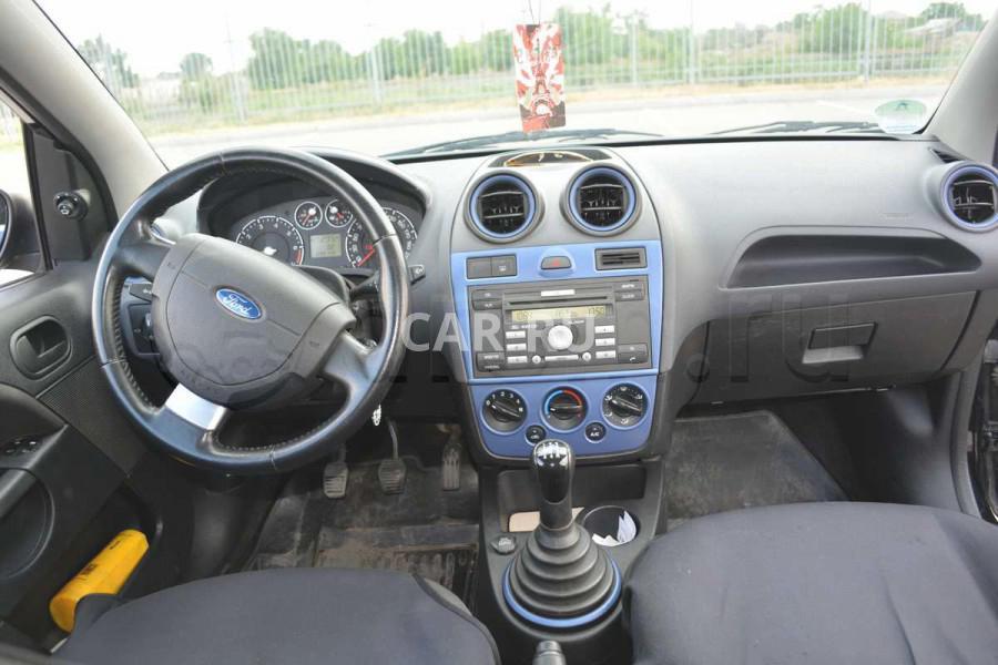 Ford Fiesta, Астрахань