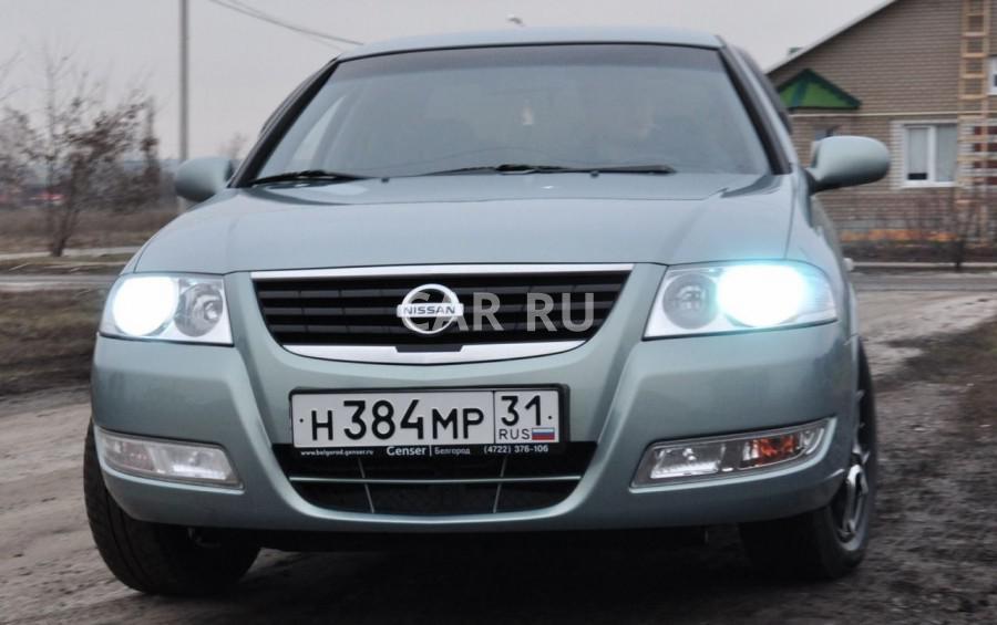 Nissan Almera Classic, Белгород