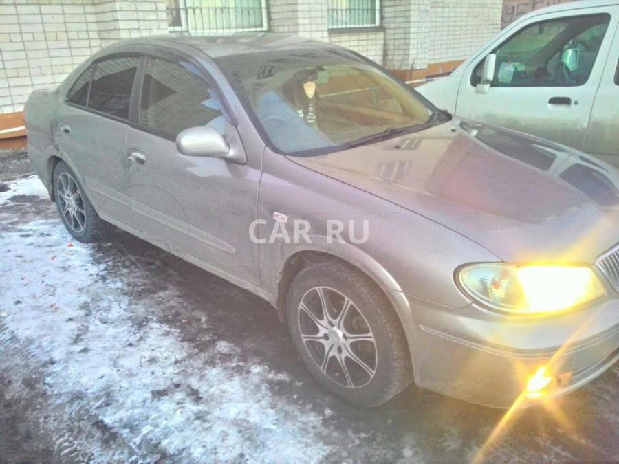 Nissan Bluebird Sylphy, Барнаул