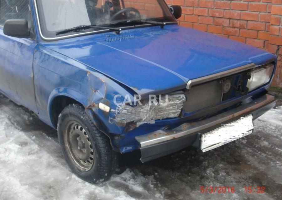 Lada 2104, Балашиха