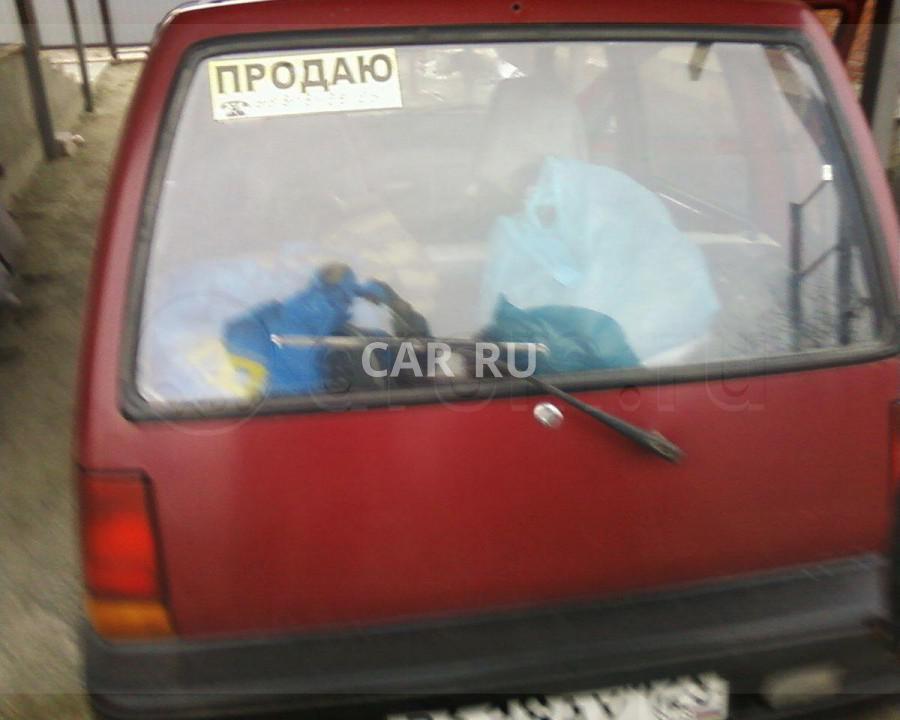 Daewoo Tico, Абинск