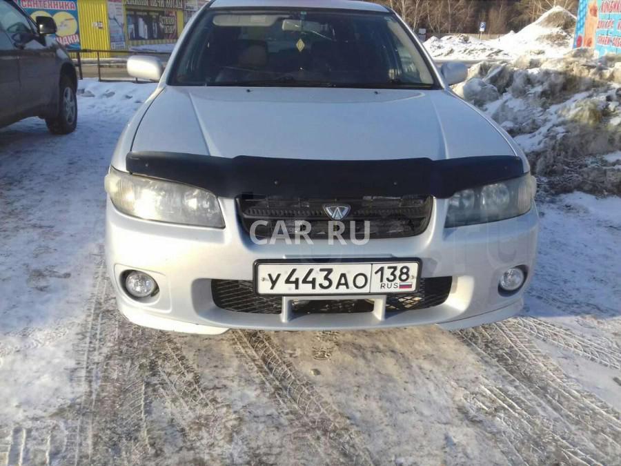 Nissan Avenir, Ангарск