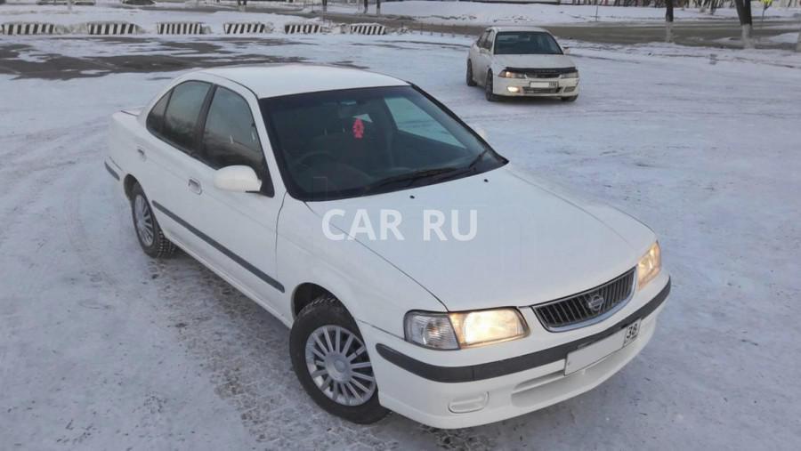 Nissan Sunny, Ангарск