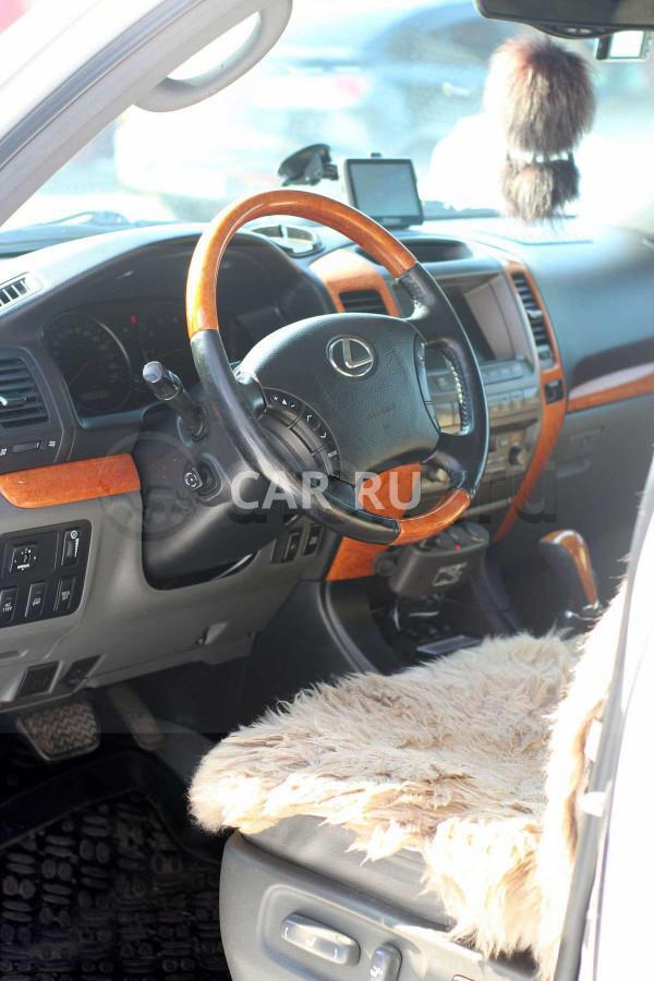 Lexus GX, Алтайское