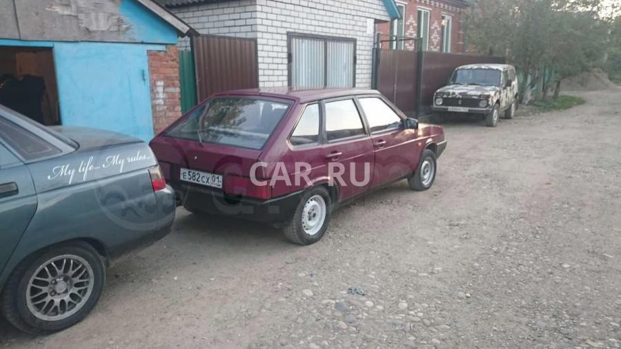 Лада 2109, Апшеронск