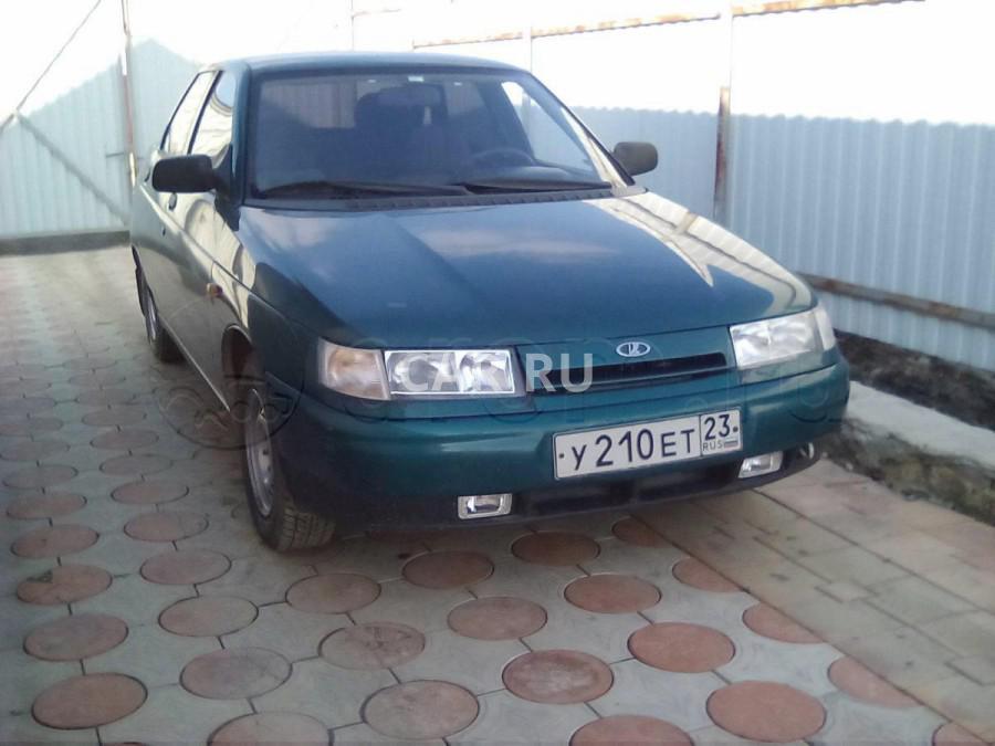 Lada 2110, Анапа