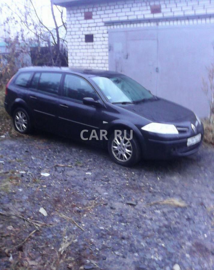 Renault Megane, Белгород