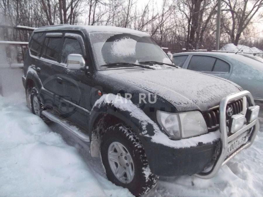 Toyota Land Cruiser Prado, Балаково