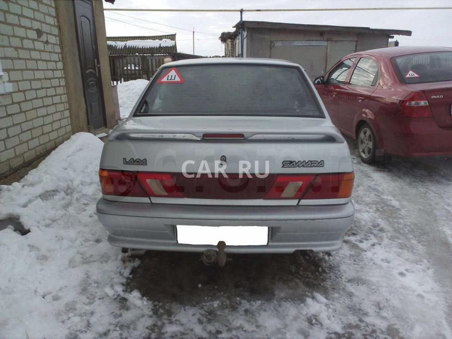Lada 2115, Аткарск