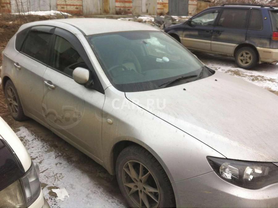 Subaru Impreza, Артём