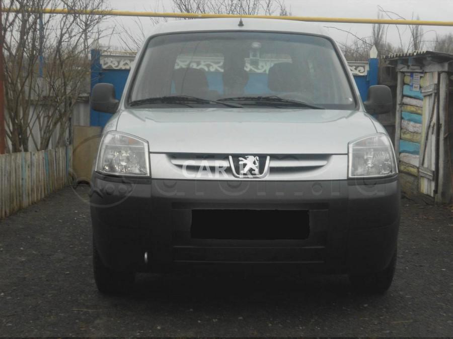 Peugeot Partner Origin, Белгород