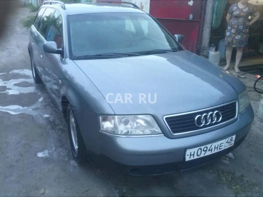 Audi A6, Алексеевка