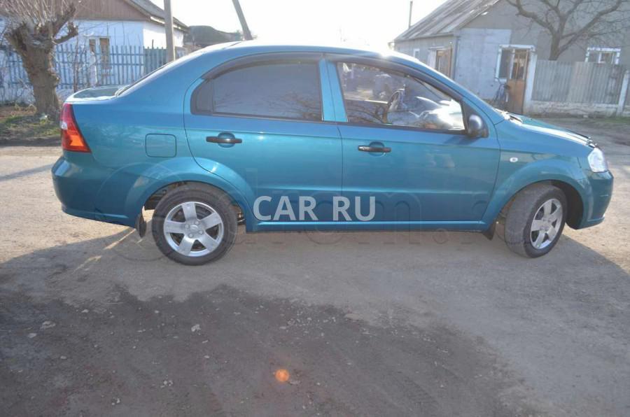 Chevrolet Aveo, Азовское