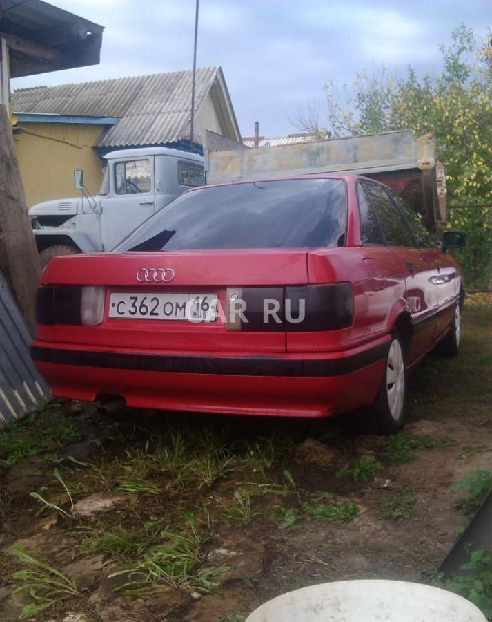 Audi 80, Альметьевск