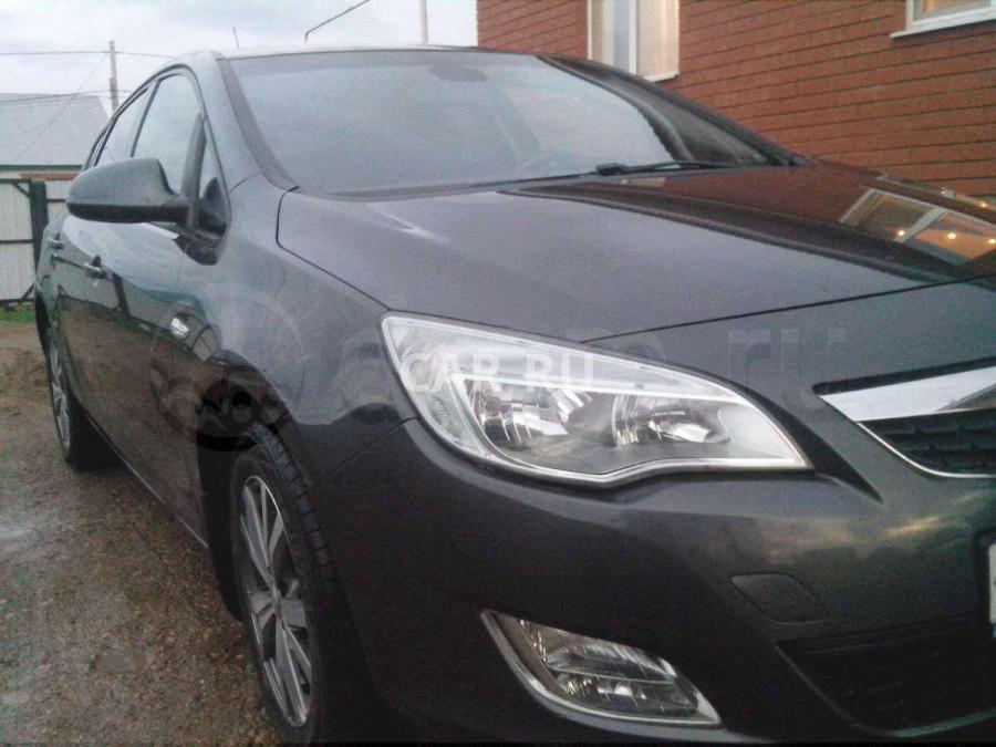 Opel Astra, Бакалы