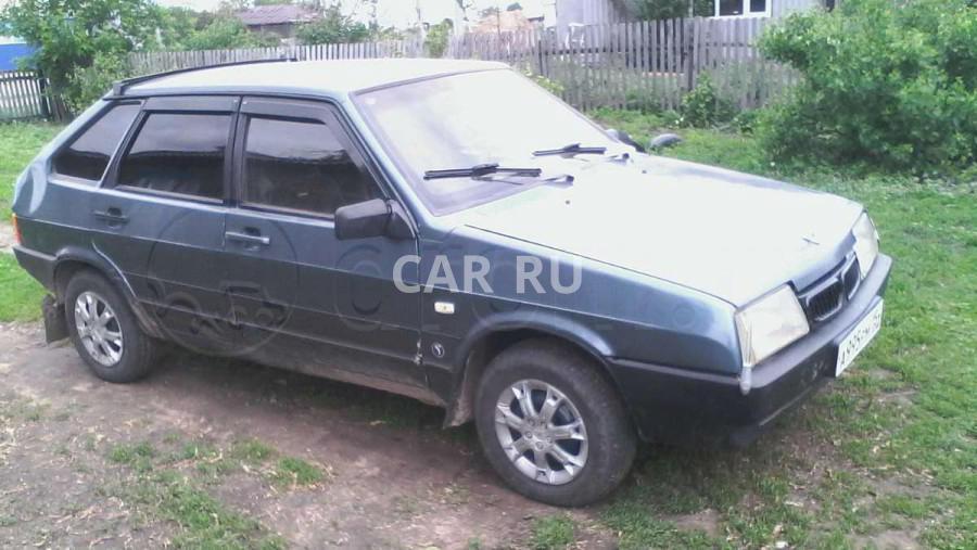 Lada 2109, Баган