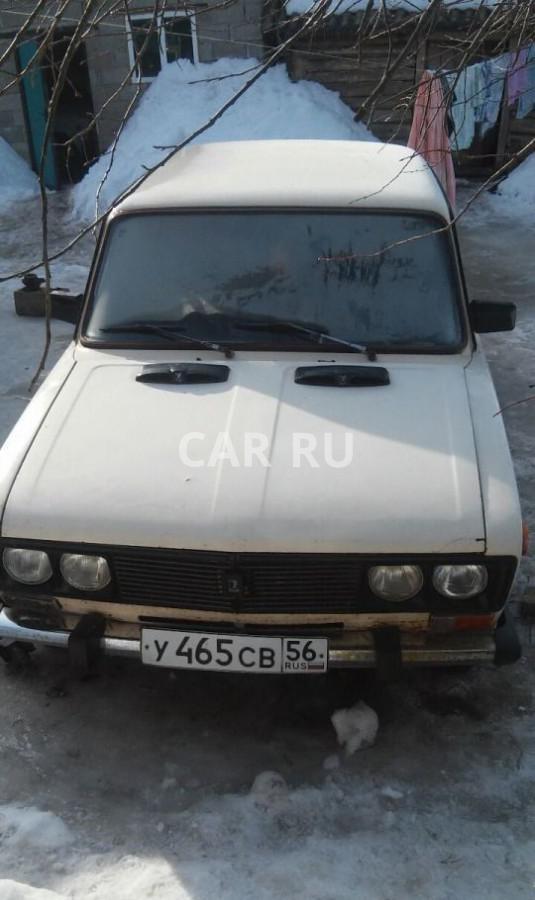 Lada 2106, Абдулино