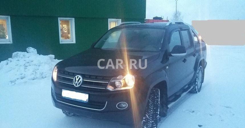Volkswagen Amarok, Архангельск