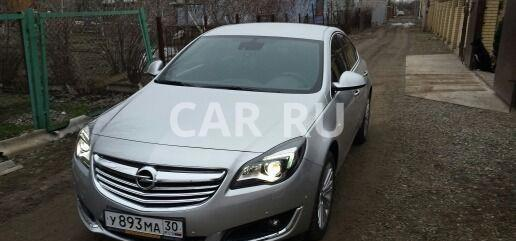 Opel Insignia, Астрахань