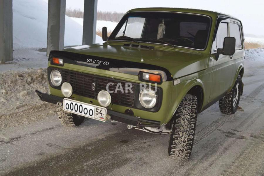 Lada 2121, Барабинск