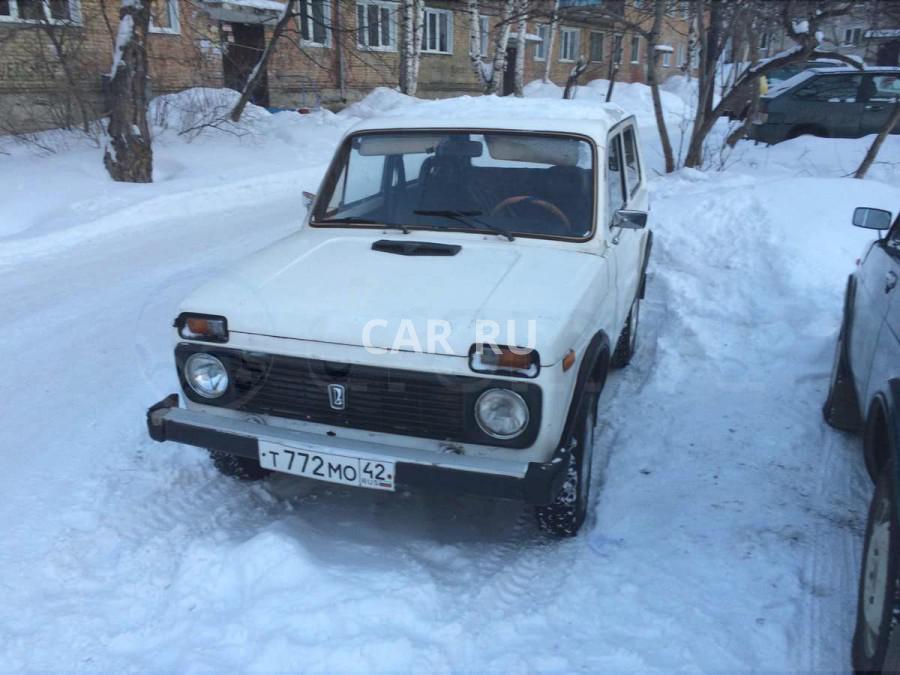 Лада 2121, Анжеро-Судженск